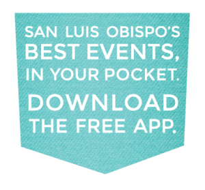 San Luis Obispo Events App